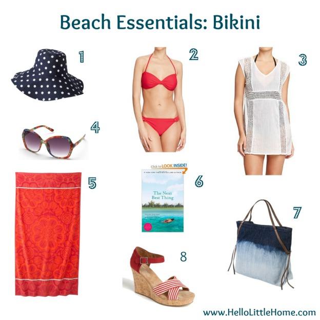 Beach Essentials: Bikini