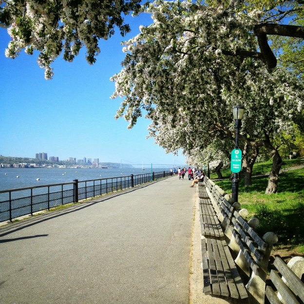 Riverside Park Walking Path