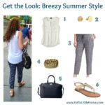 Get the Look: Breezy Summer Style