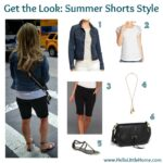 Get the Look: Summer Shorts Style