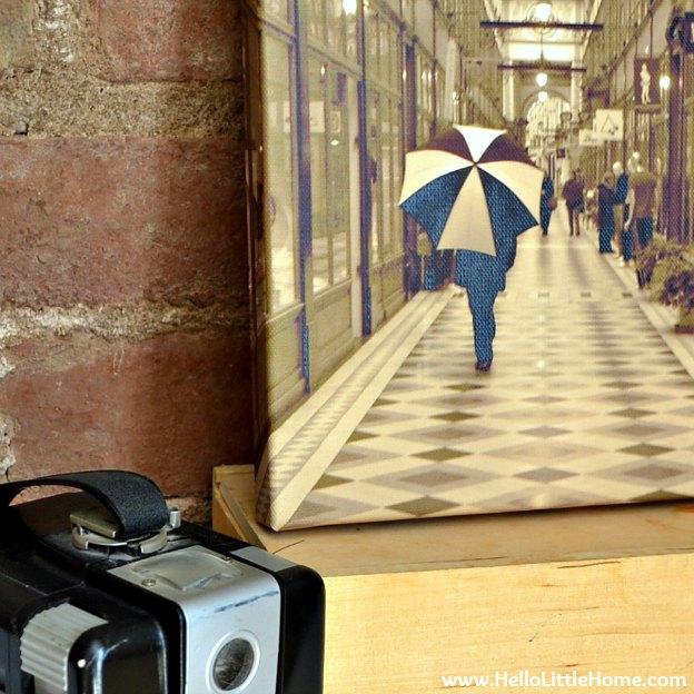 Printcopia Photo Canvas Detail