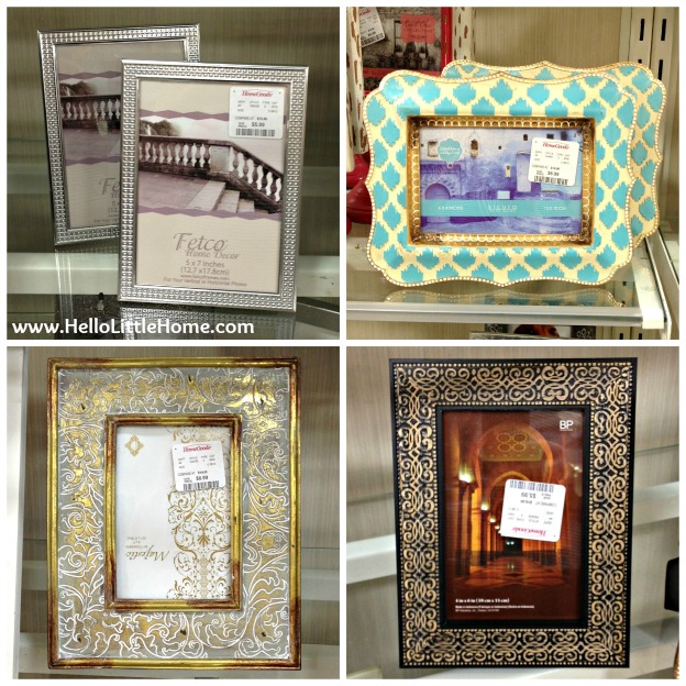 best things to buy at homegoods frames