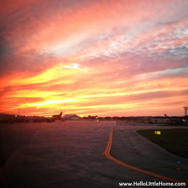 Beautiful Milwaukee Sunset