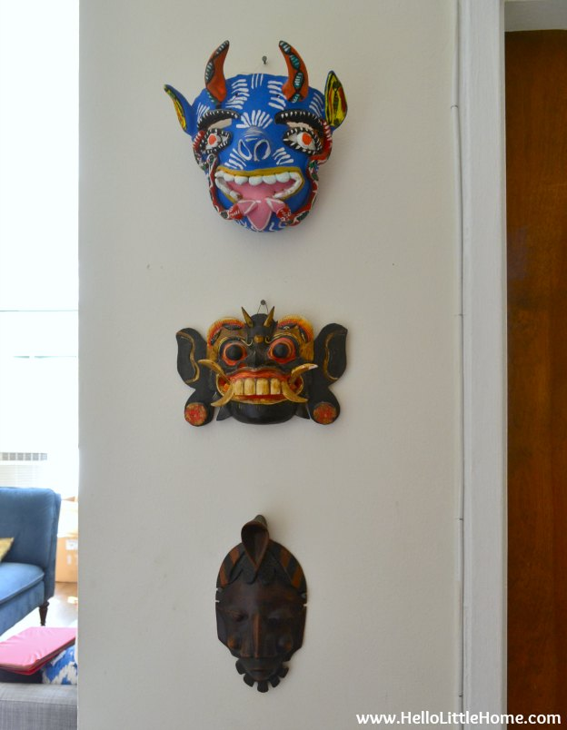 Entry: Masks