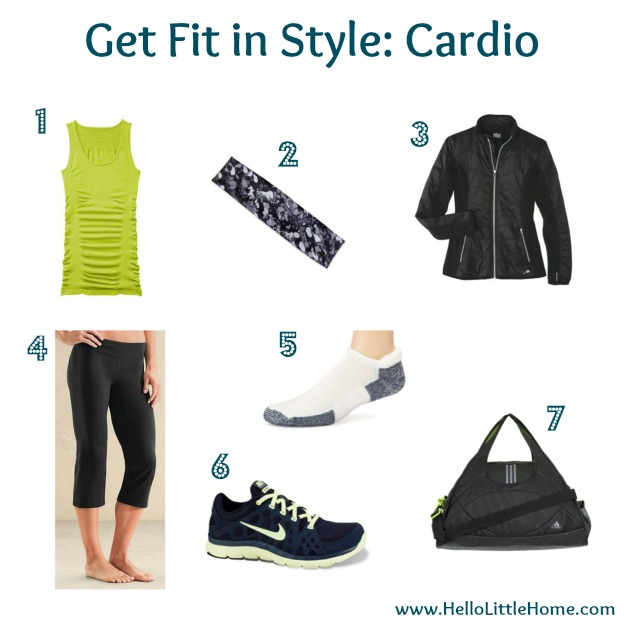 Get Fit in Style: Cardio