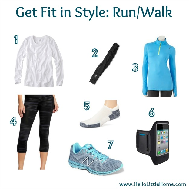 Get Fit in Style: Run / Walk