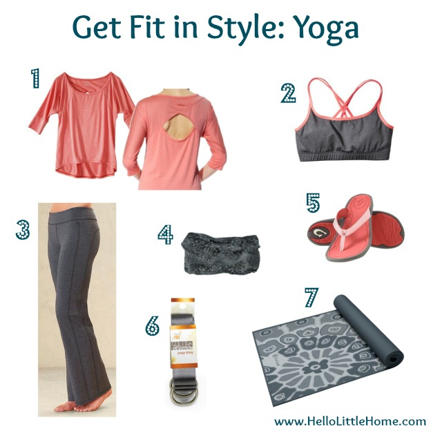 Get Fit in Style: Yoga