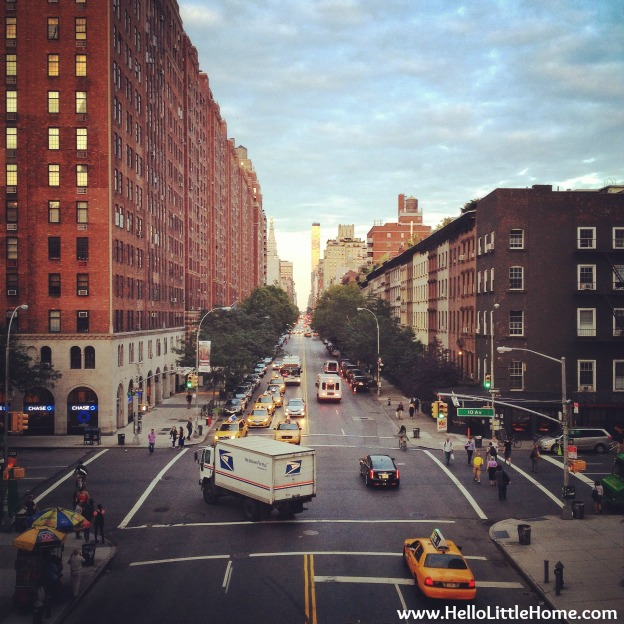 New York Favorites: The High Line