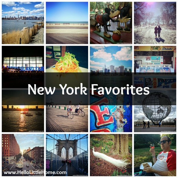 Hello Little Home: New York Favorites