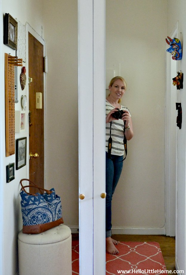 Peek into My Home: Entry