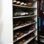 Reorganizing Shoe Rack