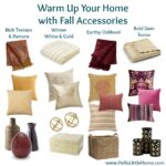 Warm Up Your Home with Fall Accessories