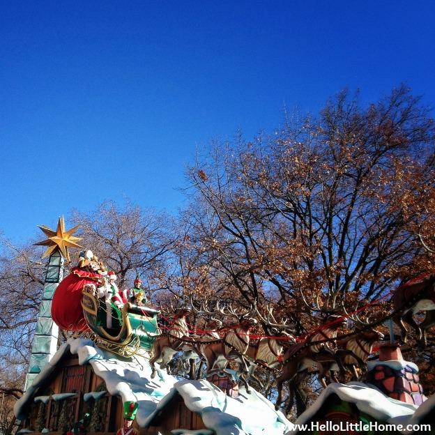 Macy's Thanksgiving Day Parade: Santa Claus