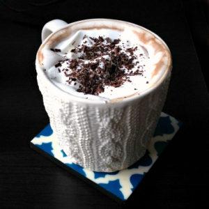 Dark, Rich Hot Chocolate Recipe
