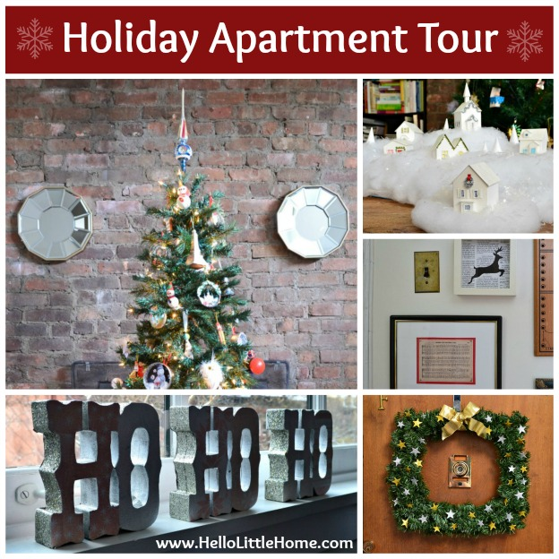 Holiday Apartment Tour | Hello Little Home