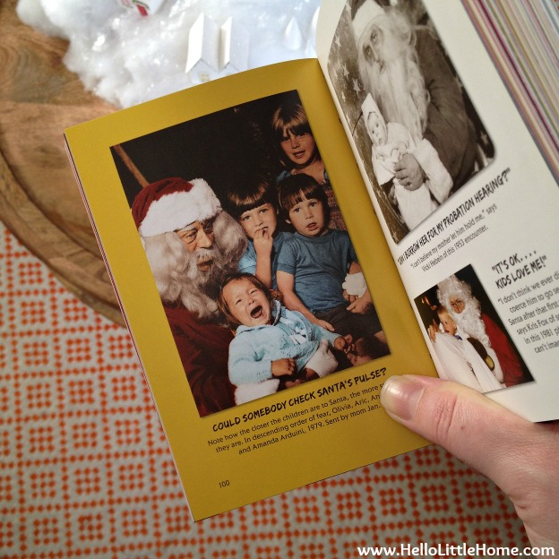 Holiday Apartment Tour: Scared of Santa Book | Hello Little Home