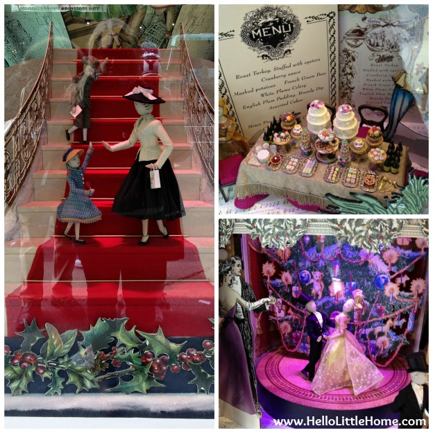 Lord and Taylor Holiday Windows | Hello Little Home