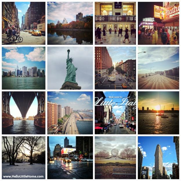 New York 2013 Snapshots | Hello Little Home