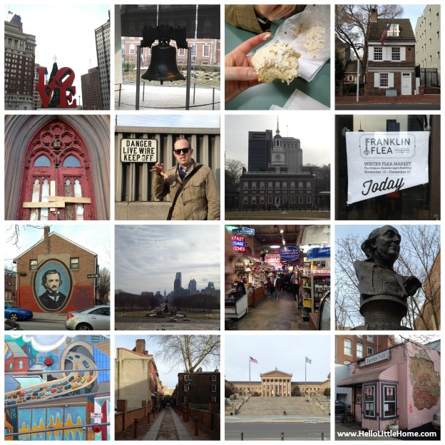 Philadelphia Day Trip | Hello Little Home