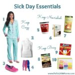 Sick Day Essentials | Hello Little Home