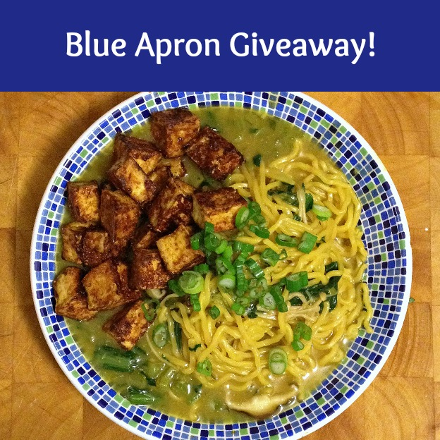Blue Apron Giveaway | Hello Little Home