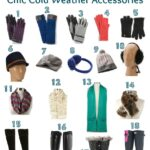 Chic Cold Weather Accessories | Hello Little Home