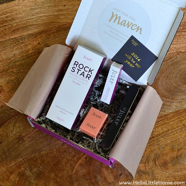 Julep Maven Box: Core Classics | Hello Little Home #Julep #Maven