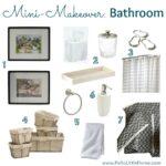 Mini-Makeover: Bathroom | Hello Little Home