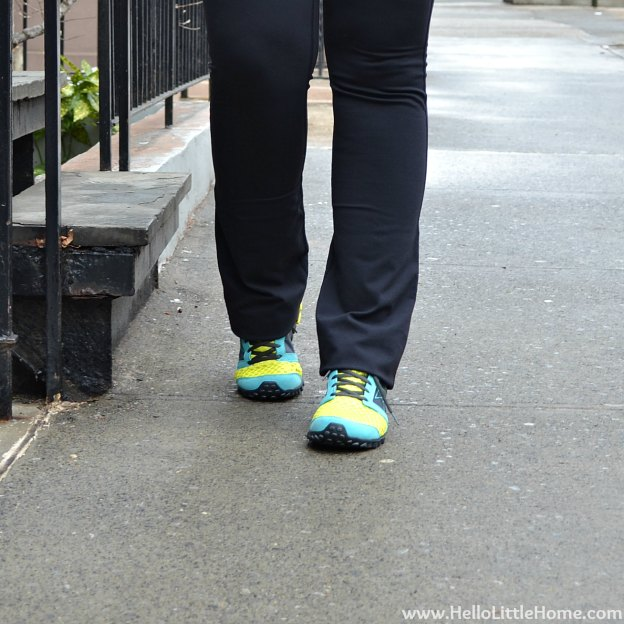 What to Wear: Winter Exercise | Hello Little Home #YourReebokPSW