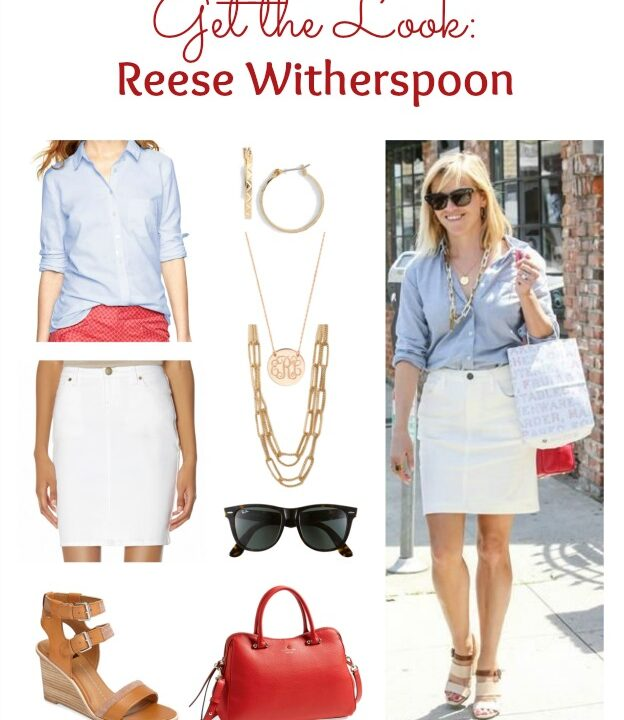 Get the Look: Reese Witherspoon | Hello Little Home