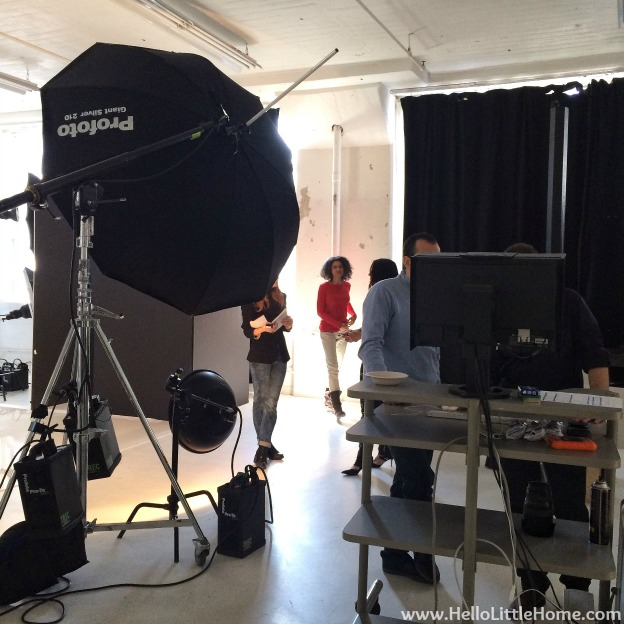 People StyleWatch - Mary Kay Photo Shoot   Hello Little Home