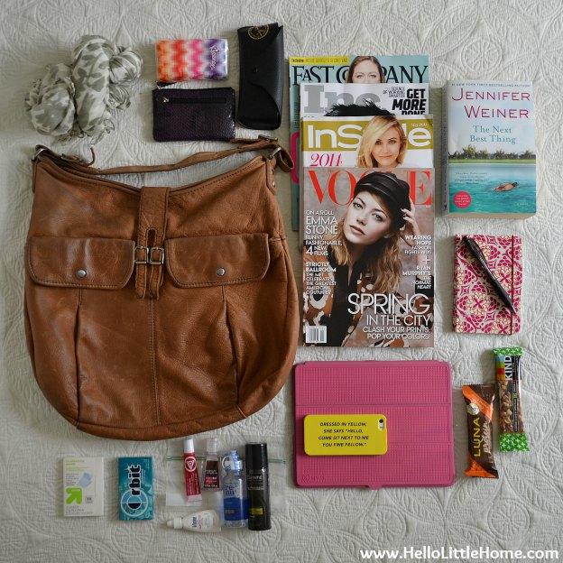 Carryon Essentials | Hello Little Home #travel #style