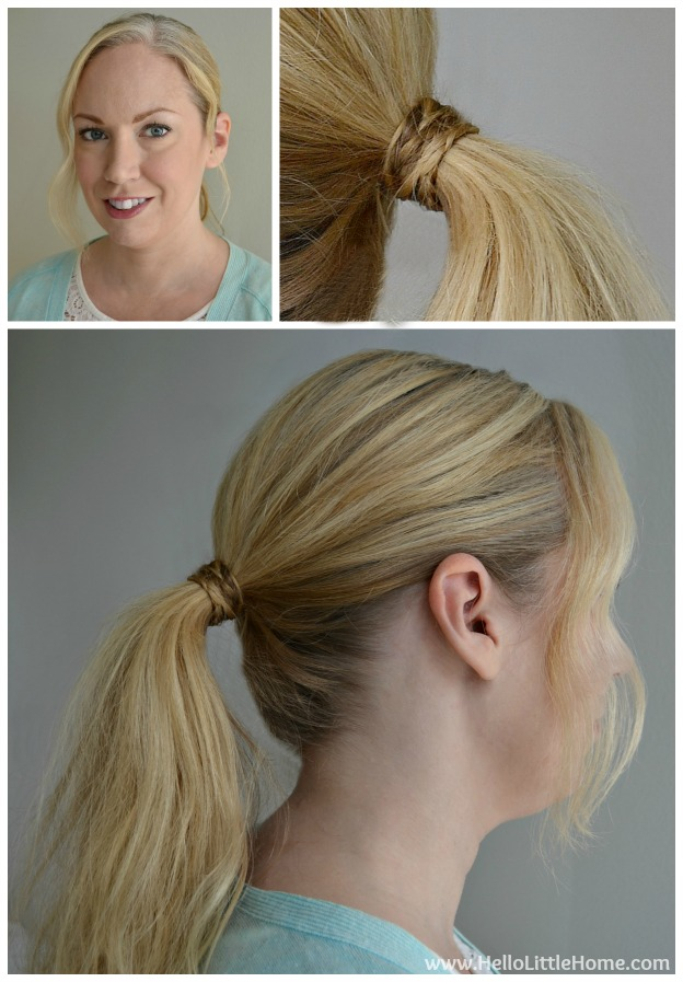 Summer Hair Tip: Work Braids into Your Routine | Hello Little Home