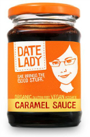 Fancy Food Show Favorites: Date Lady Caramel Sauce | Hello Little Home #SpecialtyFoods #caramel #dates