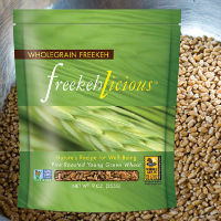 Fancy Food Show Favorites: Freekehlicious Freekeh | Hello Little Home #grains