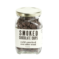 Fancy Food Show Favorites: Hot Cakes Smoked Chocolate Chips | Hello Little Home