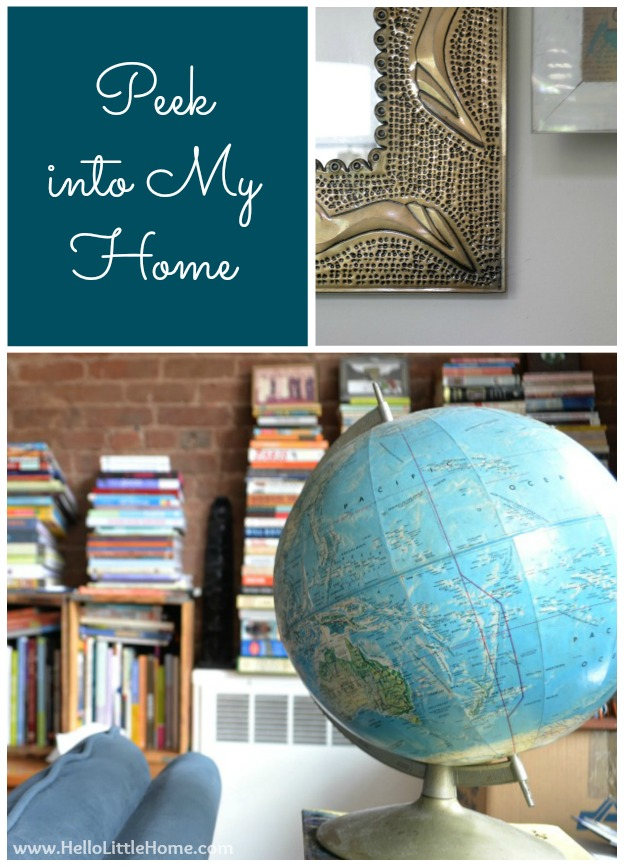 Peek into My Home | Hello Little Home #InteriorDesign #decor #apartment