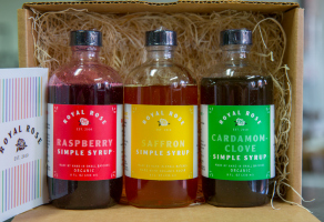 Fancy Food Show Favorites: Royal Rose Simple Syrup | Hello Little Home