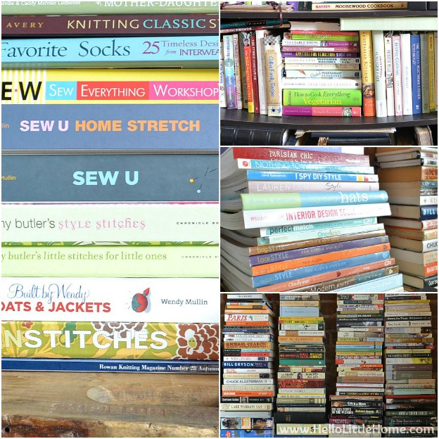 The Collections We Keep: Books | Hello Little Home #InteriorDesign #Decor