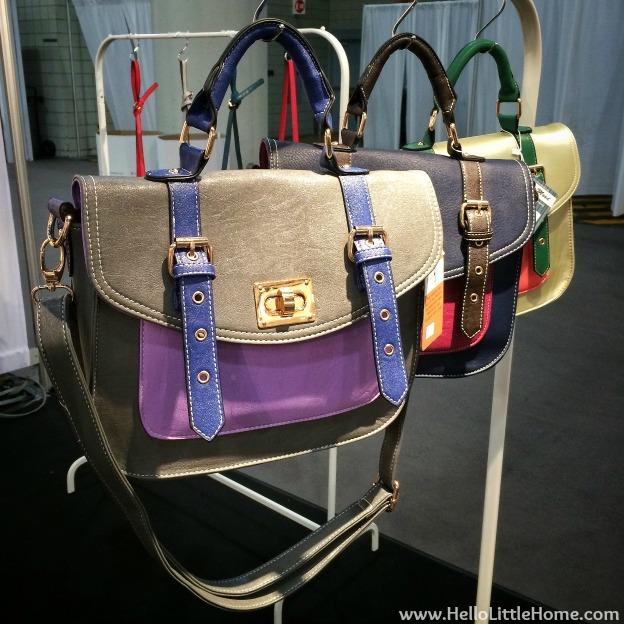 Pixie Mood Handbag | Hello Little Home #NYNow