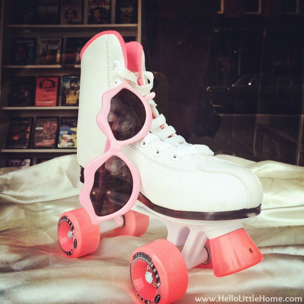 Roller Girl Skate in Brooklyn | Hello Little Home