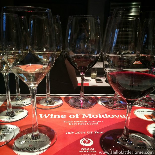 Wines of Moldova | Hello Little Home