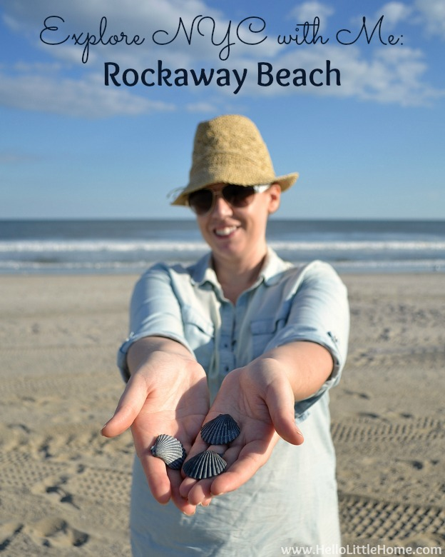Explore NYC with Me: Rockaway Beach | Hello Little Home #NewYork #TheRockaways