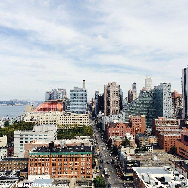 Midtown Skyline View | Hello Little Home