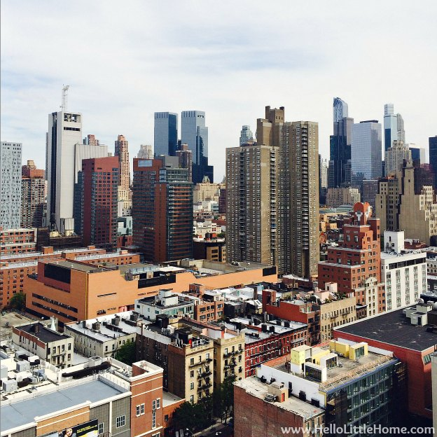 Midtown View | Hello Little Home