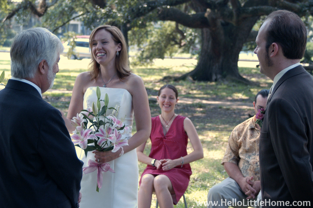 10th Wedding Anniversary | Hello Little Home #NewOrleans #NOLA