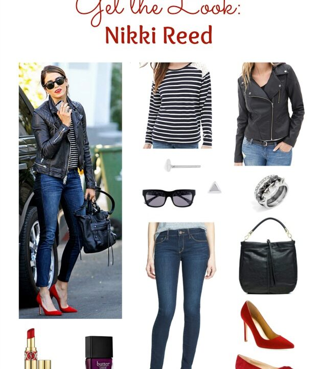 Get the Look: Nikki Reed | Hello Little Home #CelebrityStyle #NikkiReed #GetTheLook #Twilight