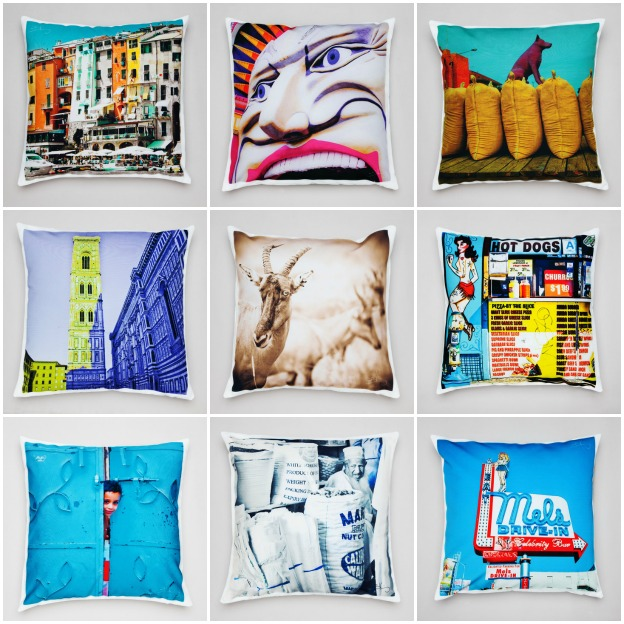 BK Designs Pillows | Hello Little Home #InteriorDesign #Travel