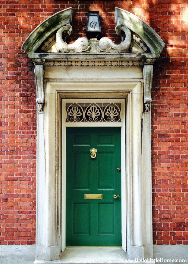 UES Door | Hello Little Home