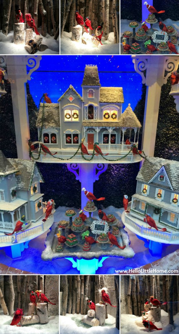 New York Holiday Tour: Lord & Taylor | Hello Little Home #Christmas #NYC #5thAvenue #MadisonAvenue